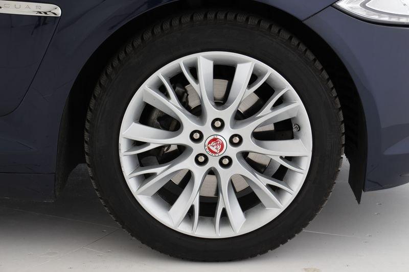 Jaguar XF Sportbrake 2.0 D 163 CV aut. Prestige Business Edition