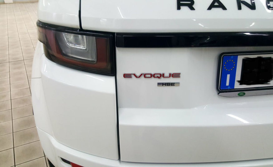 Land Rover Evoque HSE