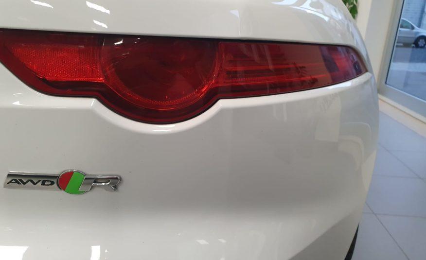 Jaguar F-Type 5.0 V8 aut. AWD Coupé SVR