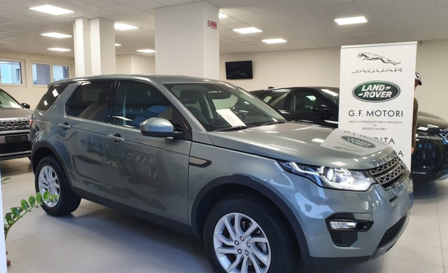 LAND ROVER Discovery Sport 2.2 D 150 cv TD4 SE