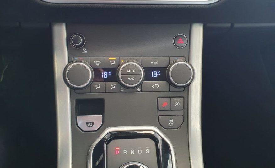 LAND ROVER RR Evoque 2.0 TD4 150 CV 5p. SE